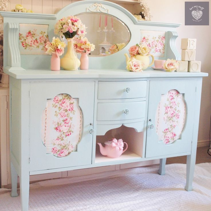 best 25 blue shabby chic ideas only on pinterest shabby chic furniture shabby french chic. Black Bedroom Furniture Sets. Home Design Ideas