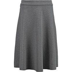 Vila VIPUNKTUAL Spódnica trapezowa medium grey melange