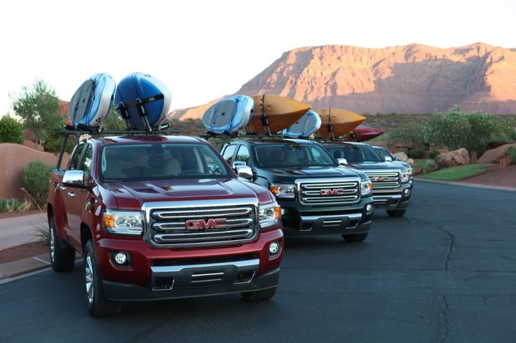 Sales of the GMC Canyon seemingly can't stop growing: http://gmauthority.com/blog/2016/07/gmc-canyon-sales-numbers-figures-results-june-2016/ GMC Canada | GMC Canyon | GMC Canyon | GMC Fans | GMC Canyon / Chevy Colorado Fans | General Motors | #GMchat