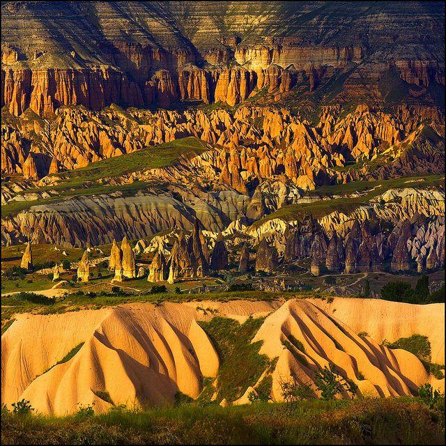 Capadocia - Kapadokya  Fond memories of Turkey 1984 - beautiful ..