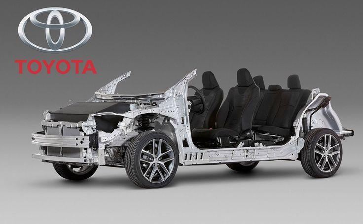 Plataforma TNGA: los nuevos Toyota que se fabricarán en Brasil - http://tuningcars.cf/2017/08/03/plataforma-tnga-los-nuevos-toyota-que-se-fabricaran-en-brasil/ #carrostuning #autostuning #tunning #carstuning #carros #autos #autosenvenenados #carrosmodificados ##carrostransformados #audi #mercedes #astonmartin #BMW #porshe #subaru #ford