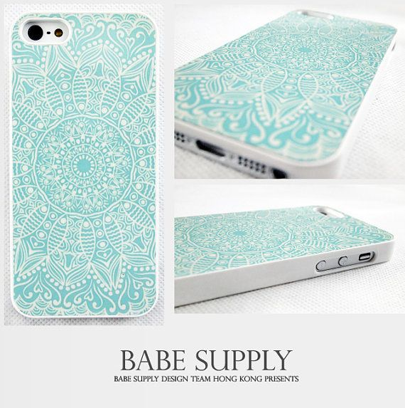 Minty Mehndi | 14 Etsy iPhone Cases That You Should Buy Right Now