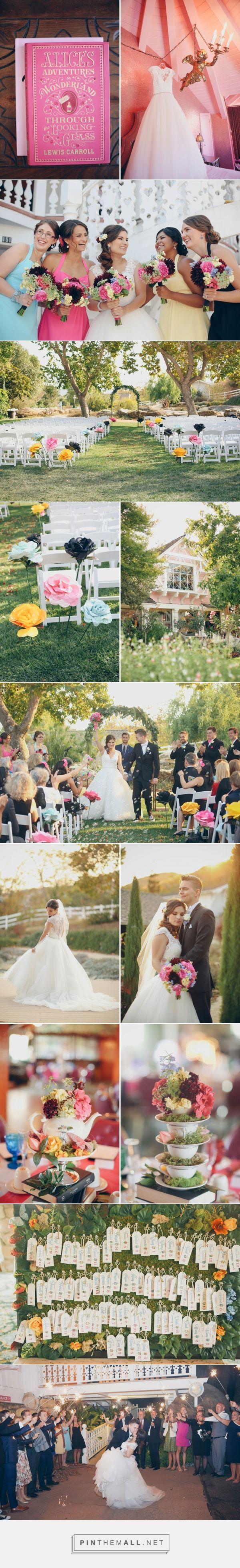 Madonna fashion show san luis obispo - Brian Alexis Wedding Madonna Inn San Luis Obispo California Lukas
