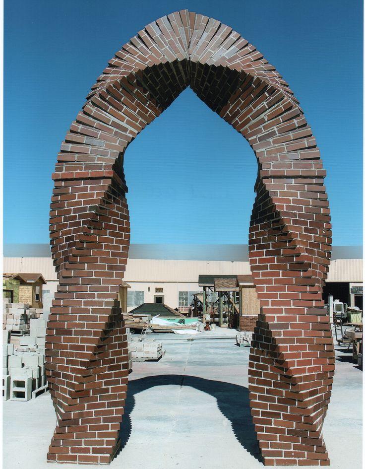 422 best brick arches images on pinterest