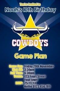 Nrth Queensland Cowboys 2