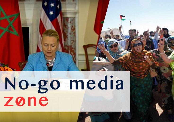 No go media zone