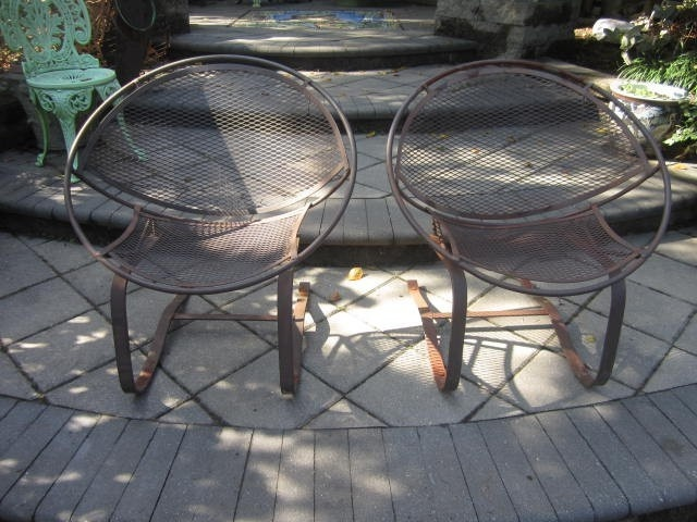 fantastic salterini outdoor rocking chairs