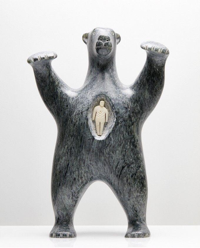 Pin On Inuit Art