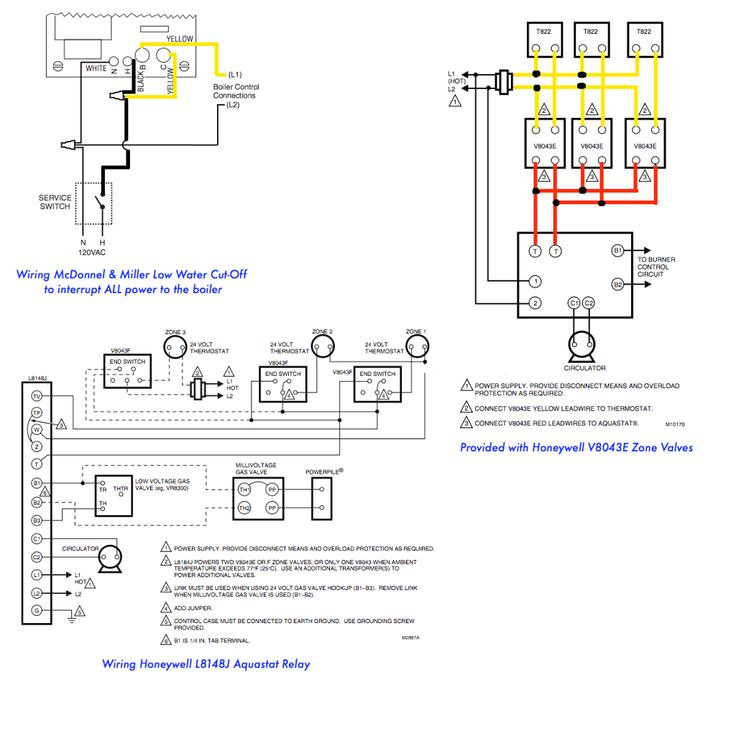 Taco Sentry Zone Valve Wiring Diagram