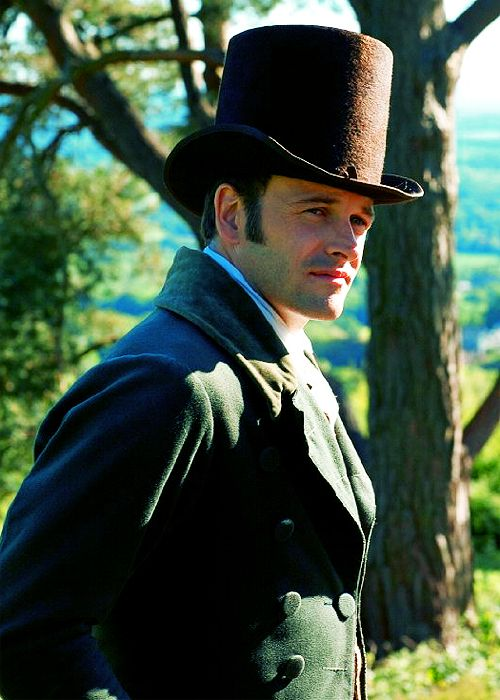 Jonny Lee Miller, Mr. Knightley - Emma directed by Jim O'Hanlon (TV, Mini-Series, 2006) #janeausten