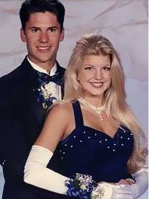 Celebrity Prom Photos You Won't Believe Are Real: Fergie