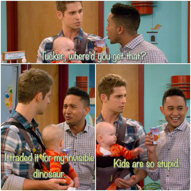 Baby Daddy lol best show ever :p