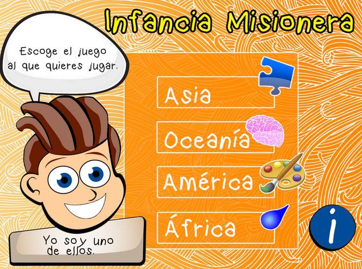 App Infancia Misionera