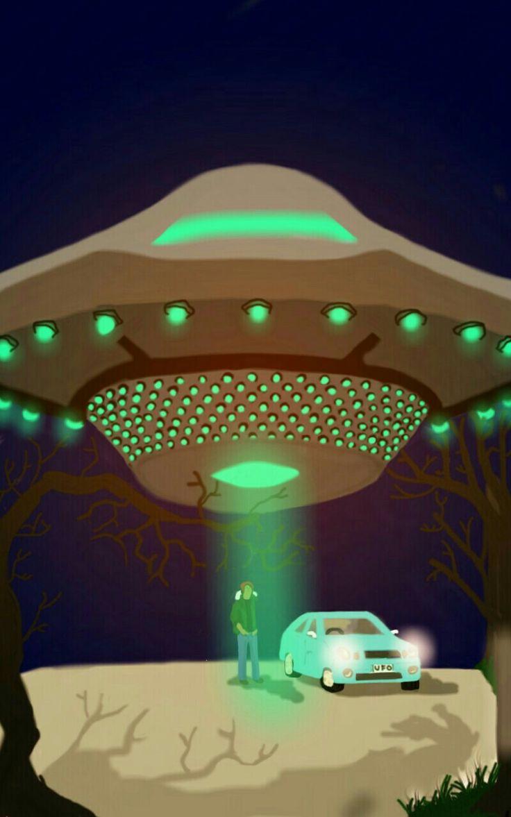 My art,alien