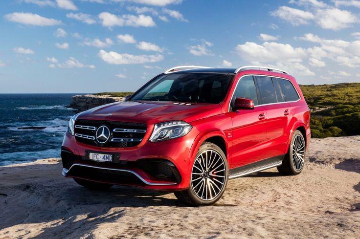 2019 Mercedes-Benz GLS-Class Review | 2017-2018 Car Reviews