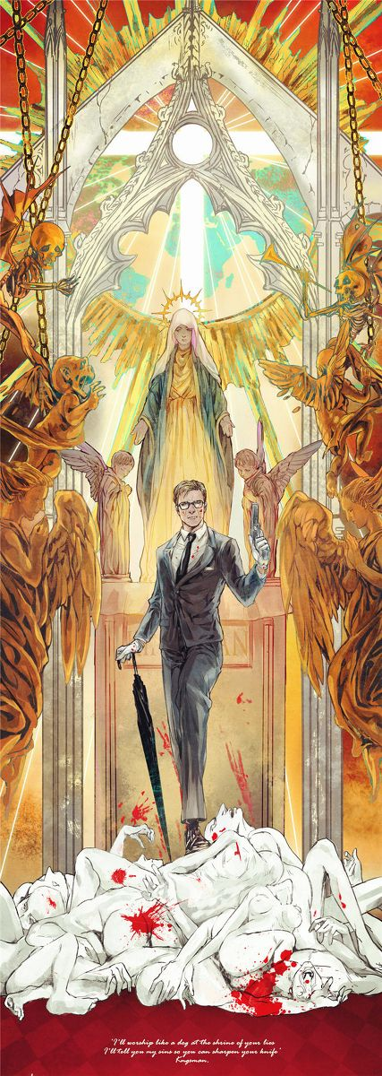 Kingsman                                                                                                                                                                                 More