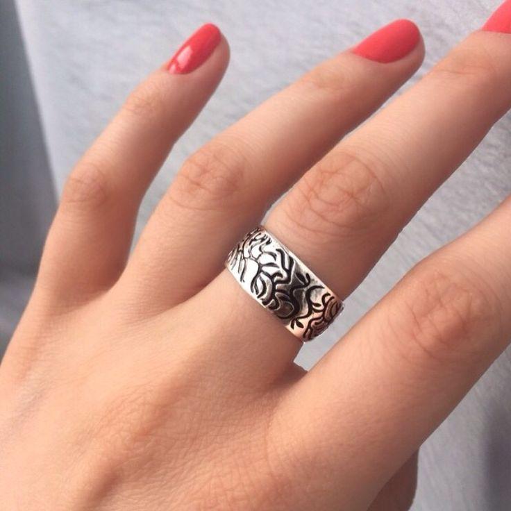 Silver/ jeweler's enamel