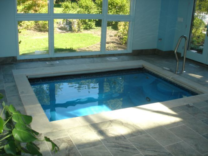 Indoor Spa Hot Tub By Barrington Pools Spas And Hot