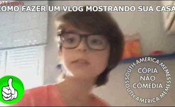 COMO FAZER UM VLOG MOSTRANDO SUA CASA | South America Memes【SAM FC】