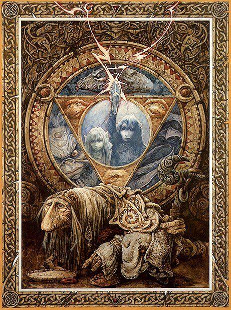 Брайан Фрауд-художник мира Фейри - Ярмарка Мастеров - ручная работа, handmade