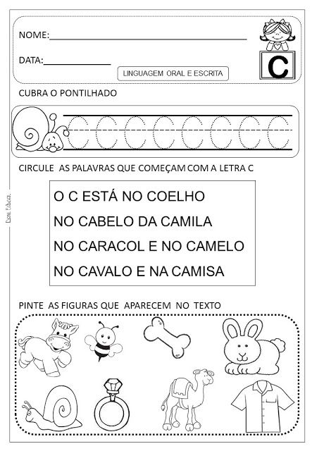 Dani Educar : alfabetização