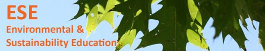 Environmental and Sustainability Education