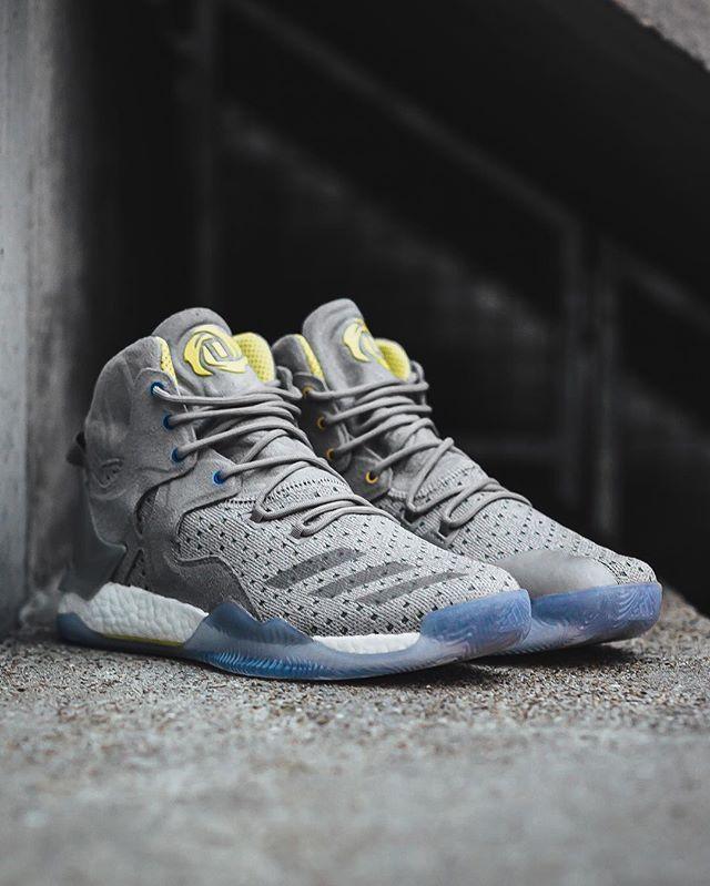 brand new 15810 f7f60 ... Sneakersnstuff x Adidas Consortium D Rose 7 Pimeknit ...