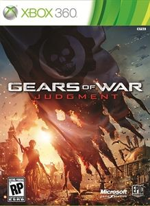 The Kilo Squad is back in Gears of War Judgment (RP). #xbox