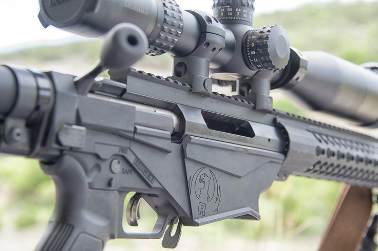 Ruger Precision Rifle  Burris