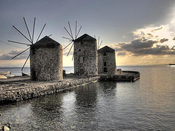 SpreadTheLink.com  Ανατολικό Αιγαίο - Χίος  Eastern Aegean Chios