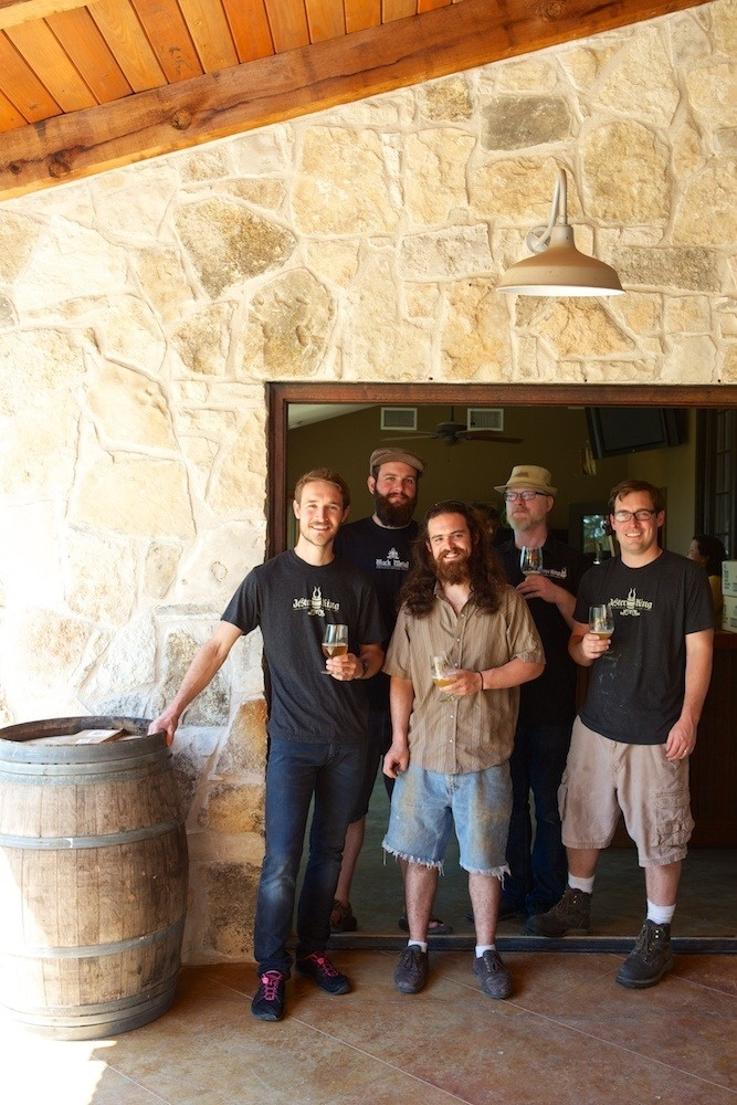A Visit to Jester King: Craft Beer in Austin Maker Tour | The Kitchn