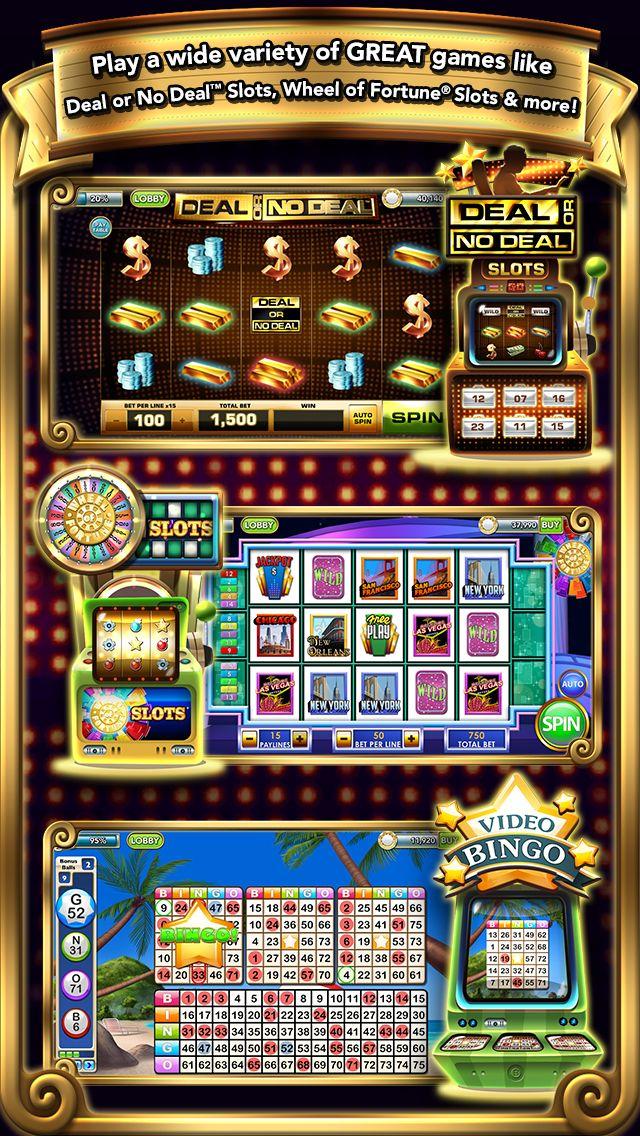 free video poker slots