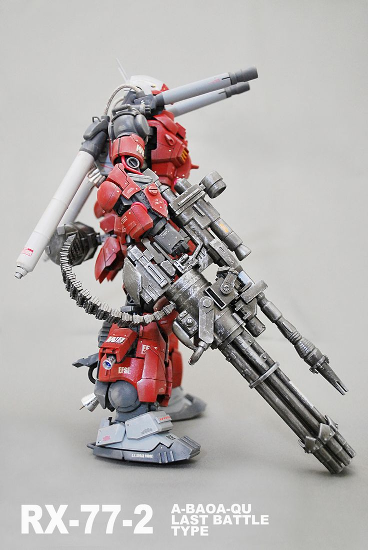 RX-77-2 ガンキャノン(ア・バオアクー最終決戦仕様)