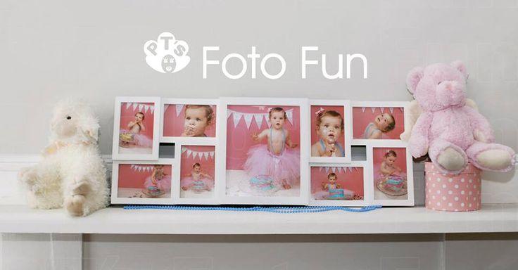 Smash the Cake session, framed photos -Emma