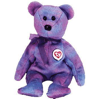 Ty Beanie Babies 2001 Clubby IV Collector Bear Kit Retired