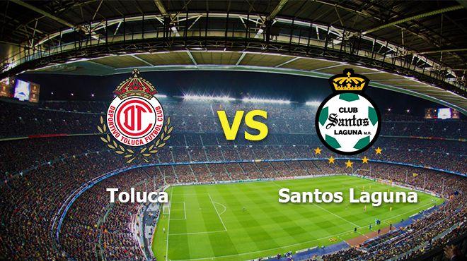 Ver Toluca vs Santos Laguna EN VIVO Online LigaMX Domingo 20 de Noviembre 2016