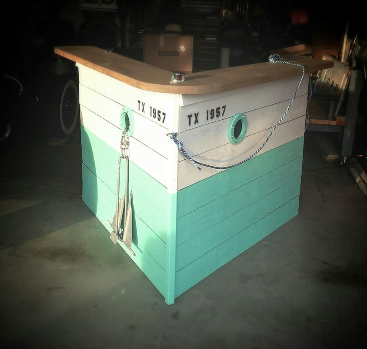 24 best images about boat bars on pinterest backyards for Pallet boat plans