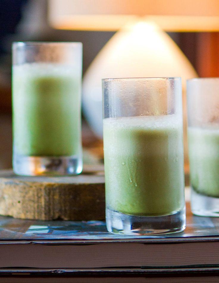Recipe: Matcha Green Tea Shake — Drink Recipes from The Kitchn