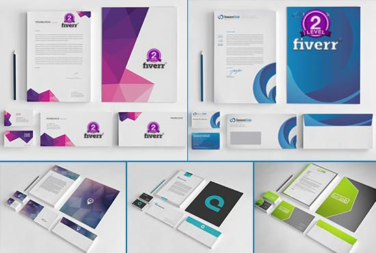 For only $25, I will design business card,letterhead and stationery. | The focus and concentration of my designs are to consistently deliver unique design and typographic solutions in the creative art direction of brand identities. My | On Fiverr.com