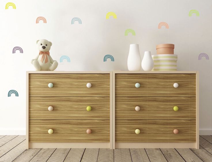 stickers pour decoration chambre bebe et enfant - stickers for baby and kidroom