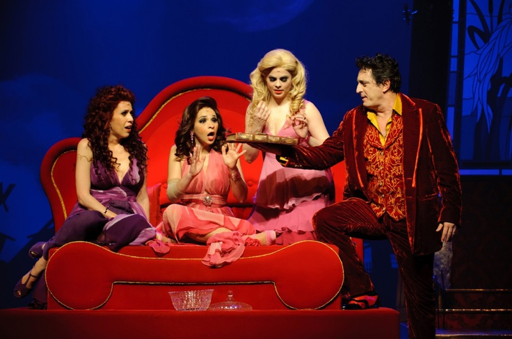 AS BRUXAS DE EASTWICK -- website for the Brazilian production of THE WITCHES OF EASTWICK.