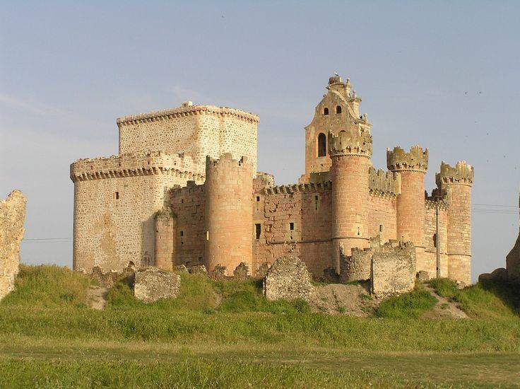 Castillo de Turégano [ ? - Turégano, Castilla y León, España]