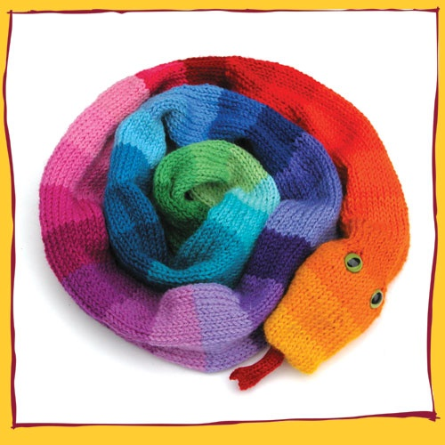 11 best stricken images on pinterest knitting stitches snakes and josephs snake knitting patterns by melissa matthay fandeluxe Gallery