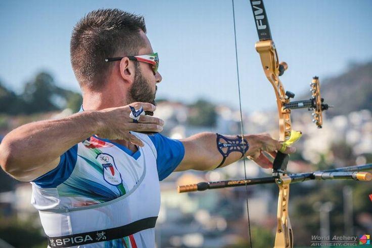 Risultati immagini per tiro con l'arco olimpiadi