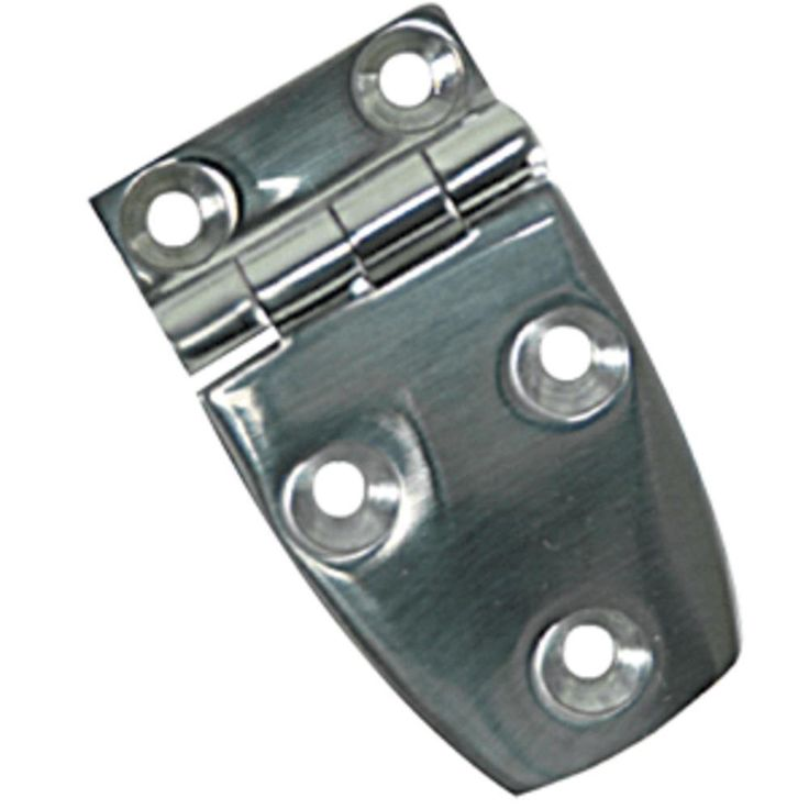 Whitecap Offset Hinge - 304 Stainless Steel - 1-1-2 x 2-1-4
