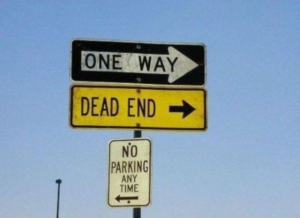 REAL NO PARKING ANY TIME STREET TRAFFIC SIGNS