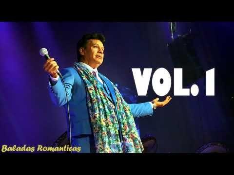 JUAN GABRIEL EXITOS Sus Mejores Baladas Romanticas - Album Completo - YouTube