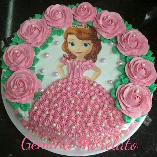 Sofia die Erste  Kuchen