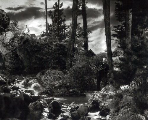 From The Bride of Frankenstein 1935