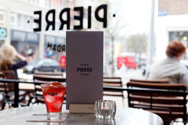 Brasserie Pierre #Rotterdam, Pannekoekstraat
